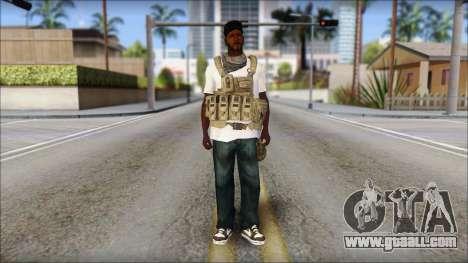 Sweet Mercenario for GTA San Andreas second screenshot
