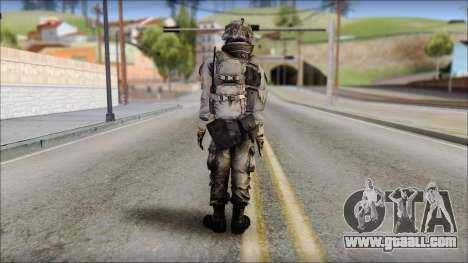 New Los Santos SWAT Beta HD for GTA San Andreas second screenshot