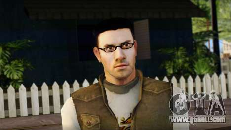 Jamie for GTA San Andreas third screenshot