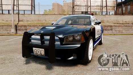 Dodge Charger SRT8 2010 [ELS] for GTA 4