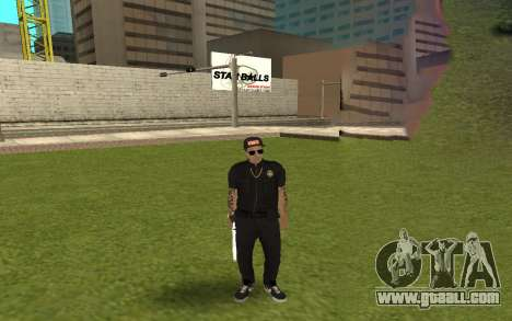 Swag Police for GTA San Andreas fifth screenshot