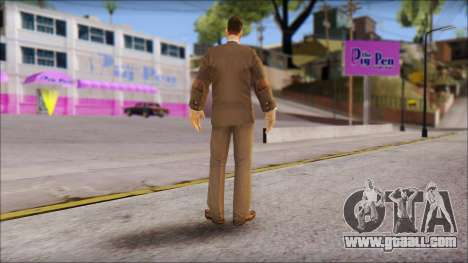 Dr. Crabblesnitch from Bully Scholarship Edition for GTA San Andreas third screenshot