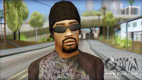 Street Gangster for GTA San Andreas third screenshot