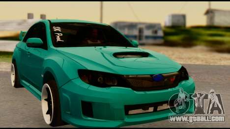 Subaru Impreza Stance Works for GTA San Andreas
