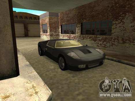 Freeze Root for GTA San Andreas third screenshot