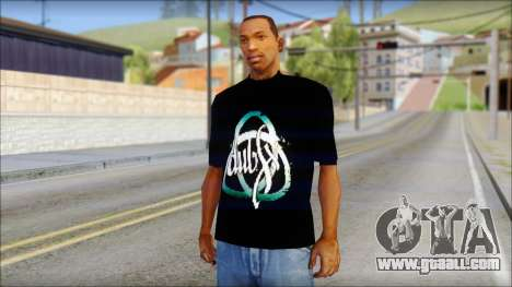 Dub Fx Fan T-Shirt v1 for GTA San Andreas