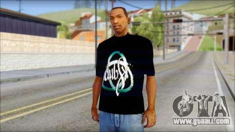 Dub Fx Fan T-Shirt v1 for GTA San Andreas