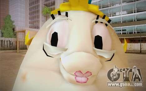 Mrs. Puff from Sponge Bob for GTA San Andreas third screenshot
