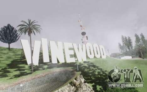 Graphical shell for SA for GTA San Andreas eighth screenshot