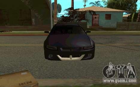 HSV VT GTS for GTA San Andreas