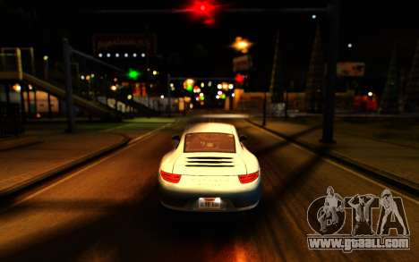 SA_New ENB for GTA San Andreas second screenshot