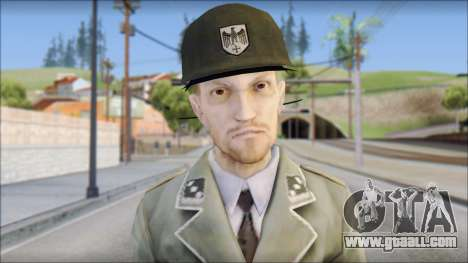 Wehrmacht soldier for GTA San Andreas third screenshot