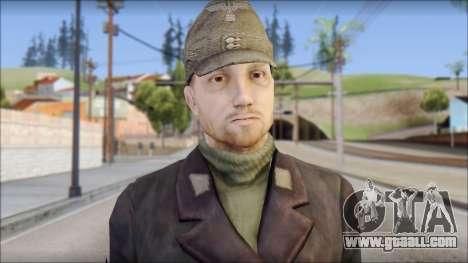 Kriegsmarine for GTA San Andreas third screenshot