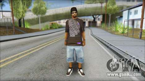 Street Gangster for GTA San Andreas
