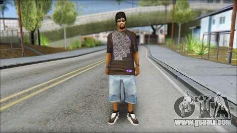 Street Gangster for GTA San Andreas