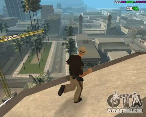 Click Warp for GTA San Andreas
