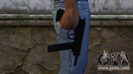 CZ75 from CS:GO v2 for GTA San Andreas third screenshot