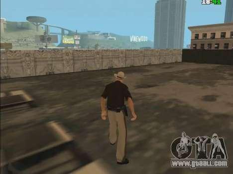Click Warp for GTA San Andreas second screenshot