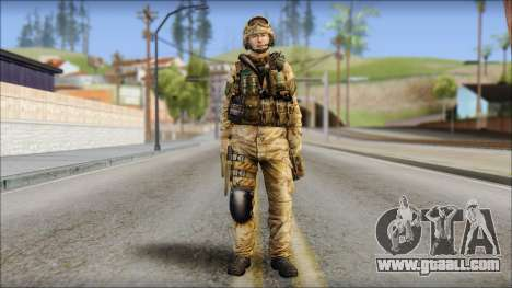 Desert UDT-SEAL ROK MC from Soldier Front 2 for GTA San Andreas