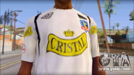 Colo Colo 09 T-Shirt for GTA San Andreas third screenshot