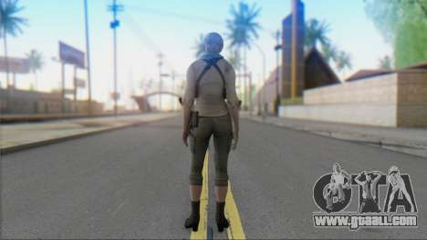 Sherry Birkin Asia from Resident Evil 6 for GTA San Andreas second screenshot