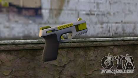 Stun Gun from GTA 5 for GTA San Andreas second screenshot