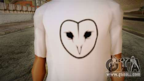 Dreambirds T-Shirt for GTA San Andreas third screenshot