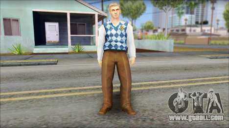 Derby from Bully Scholarship Edition for GTA San Andreas second screenshot