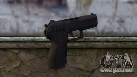 Combat Pistol from GTA 5 for GTA San Andreas second screenshot