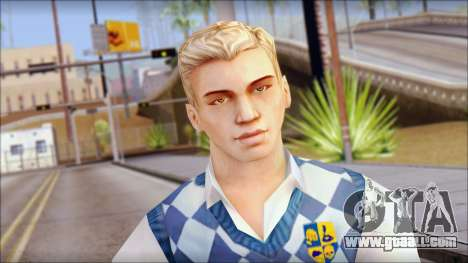 Derby from Bully Scholarship Edition for GTA San Andreas