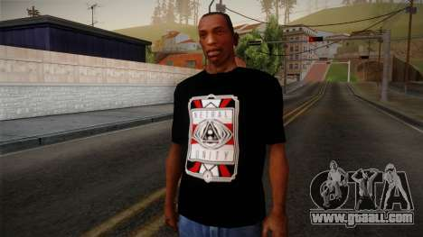 Netral T-Shirt for GTA San Andreas