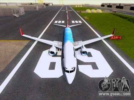 Boeing 737-800 Qantas for GTA San Andreas engine