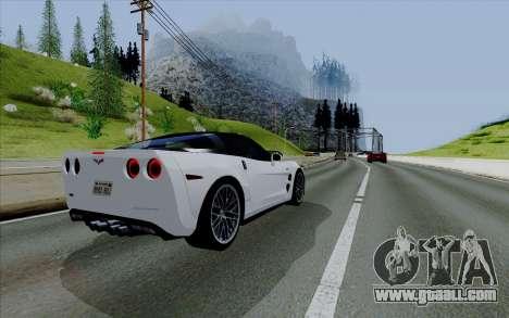 ENBSeries for weak PC v3 [SA:MP] for GTA San Andreas fifth screenshot