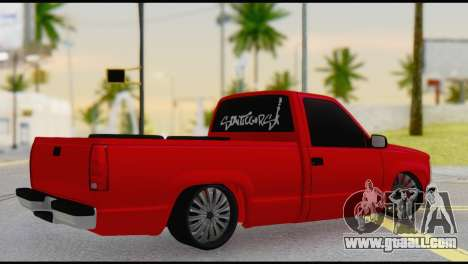 Chevrolet CK 1500 for GTA San Andreas left view