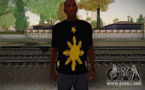 Its More Fun In Philippine T-Shirt for GTA San Andreas