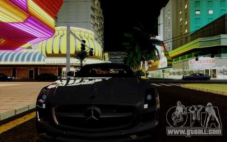 ENBSeries for weak PC v3 [SA:MP] for GTA San Andreas seventh screenshot