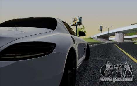 ENBSeries for weak PC v3 [SA:MP] for GTA San Andreas forth screenshot