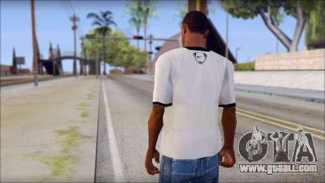 Nike Shirt for GTA San Andreas second screenshot