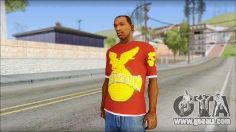 Cenation EHacker Shirt for GTA San Andreas