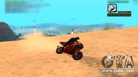 Car Hack for GTA San Andreas