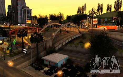Graphical shell for SA for GTA San Andreas twelth screenshot
