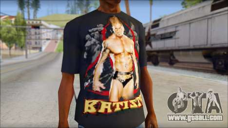 Batista Shirt v1 for GTA San Andreas third screenshot