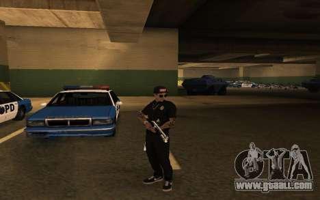 Swag Police for GTA San Andreas third screenshot
