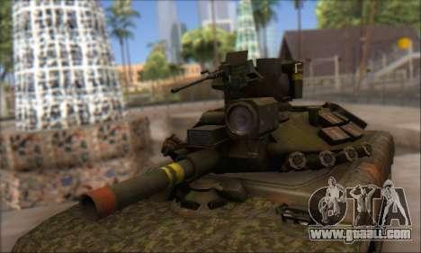 Sheridan M551 for GTA San Andreas left view