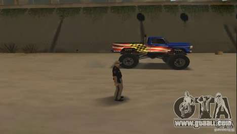 Remote control car for GTA San Andreas third screenshot