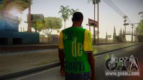 RIO T-Shirt for GTA San Andreas second screenshot