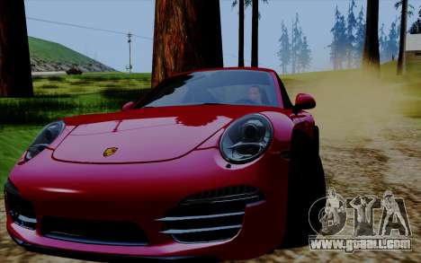 ENBSeries for weak PC v3 [SA:MP] for GTA San Andreas