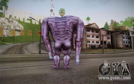 Gnaar from Serious Sam for GTA San Andreas second screenshot