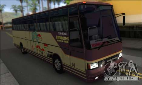 Setra S215 HD for GTA San Andreas