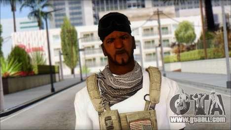 Sweet Mercenario for GTA San Andreas